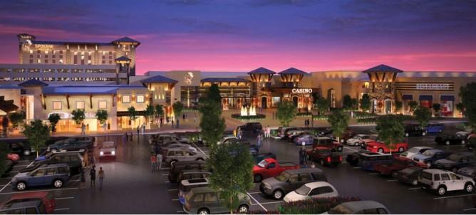 Spokane Casino Artisit Rendition